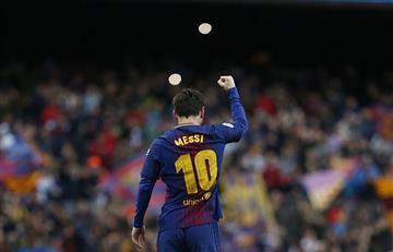 Lionel Messi queda fuera de la convocatoria del Barcelona