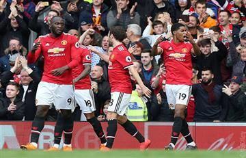 Manchester United derrotó al Liverpool 2-1 por la Premier League