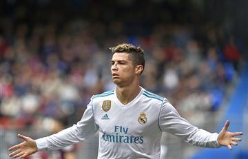 Real Madrid derrotó al Eibar con doblete de Cristiano Ronaldo y se sigue recuperando