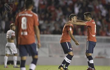 Independiente ganó a Argentinos y se mete a la pelea por la Superliga