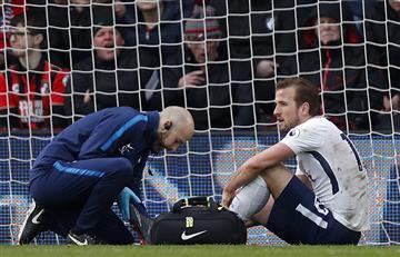 Harry Kane se lesiona y preocupa a la Selección de Inglaterra