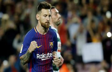 Lionel Messi: Figura brasileña será su compañero en el Barcelona