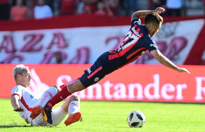 San Lorenzo logró empate agónico ante Huracán en el clásico