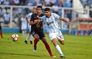 Atlético Tucumán no pudo en su debut ante Libertad por la Copa Libertadores