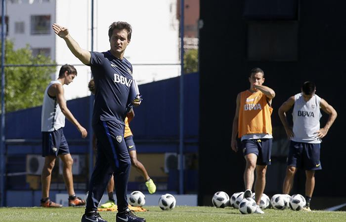 Guillermo manda el mismo once que jugó con Tigre el sábado pasado (Foto: Facebook)