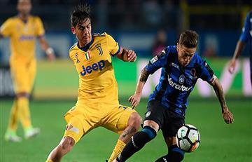 EN VIVO ONLINE: Juventus le gana a Atalanta 2-0 con un gol de Gonzalo Higuaín
