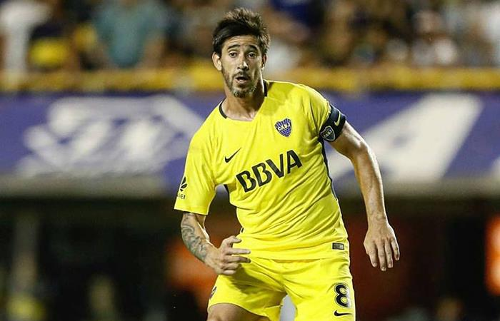 Pablo Pérez se confesó en la previa de la Supercopa Argentina (Foto: Facebook)