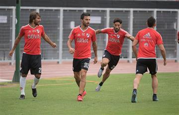 River Plate: el posible once que pondría Gallardo por la Supercopa ante Boca