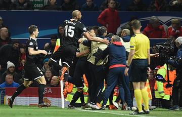 Sevilla dio el golpe ante el Manchester United en Old Traford