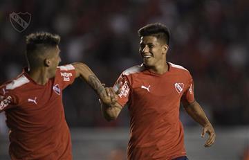 EN VIVO: Independiente ya gana 1-0 Millonarios por la Copa Libertadores