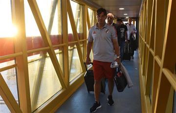 River Plate ya se hace presente en Mendoza