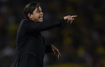 """Marcelo Gallardo: """"Jugar como veníamos jugando era una estrategia"""""""