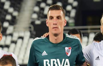 Rodolfo D'onofrio pide a Franco Armani para la Selección Argentina