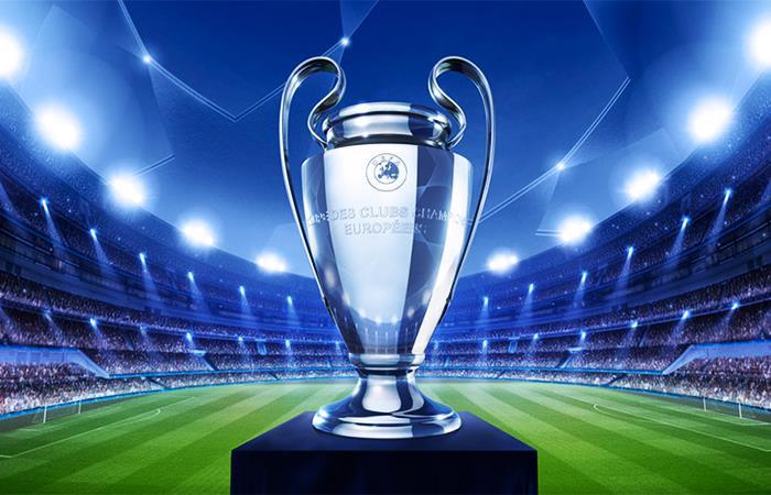 Mirá como quedaron las llaves de los cuartos de final de la Champions League (Foto: Twitter)