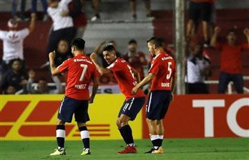 Independiente escribió una magnifica noche al vencer a Millonario por Copa Libertadores