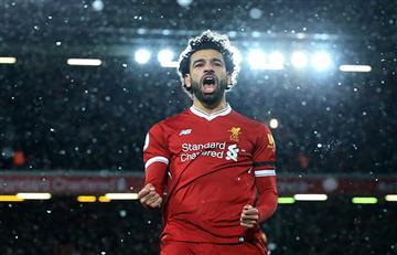 Mohamed Salah despega como goleador de la Premier y Sergio Agüero se queda