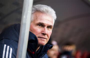 Bayern de Múnich vuelve a perder un partido tras cuatro meses invicto