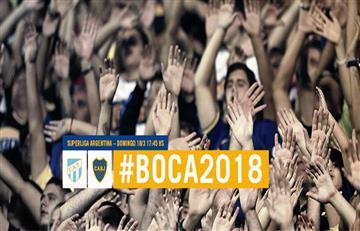 Atlético Tucumán igualó 1-1 con Boca Juniors