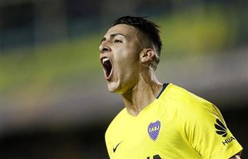 """Cristian Pavón: """"Sé que me juego la chance de ir al Mundial"""""""