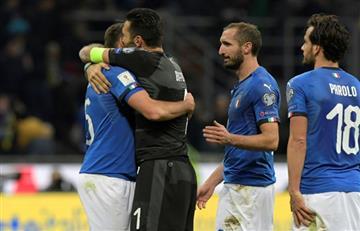 Sensible baja en la Selección de Italia para el partido ante la Argentina