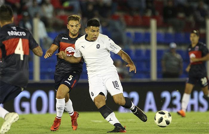 Tigre igualó 1-1 ante Independiente (Foto: Twitter)