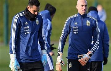 ¿Quién debe ser el arquero titular de la Argentina para los amistosos?