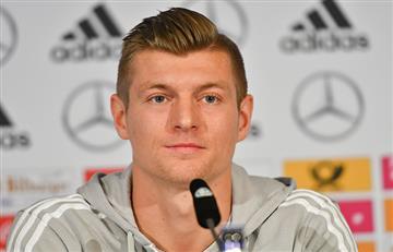 "Toni Kroos: ""Brasil es favorita para el Mundial"""