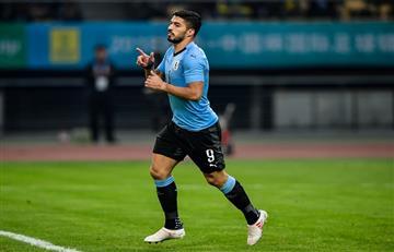 Uruguay y Gales chocan por la final de la China Cup