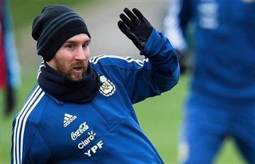 Lionel Messi y sus declaraciones que no caerá bien en la Argentina