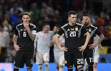 Selección Argentina: Las portadas de los medios argentinos tras la derrota ante España