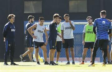 Boca Juniors busca un triunfo ante el amenazante Talleres de Córdoba