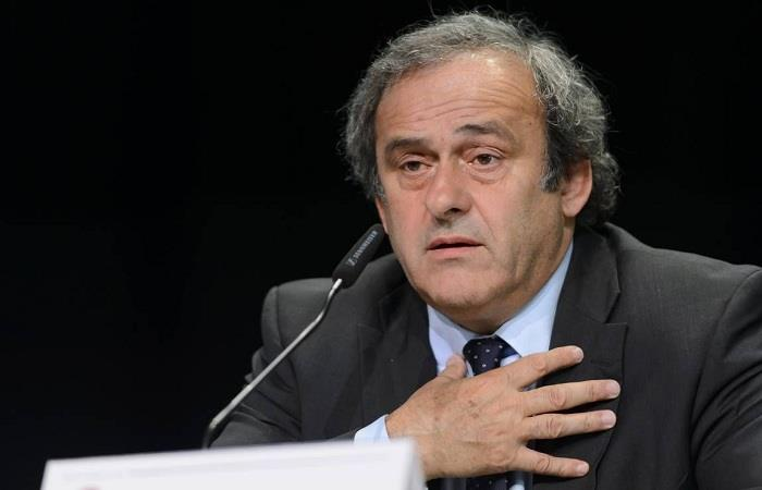 Michel Platini. (AFP)