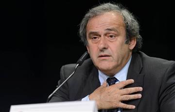 Michel Platini arremete contra la FIFA