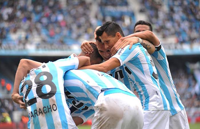 Belgrano vs Racing Club (Foto: Twitter)
