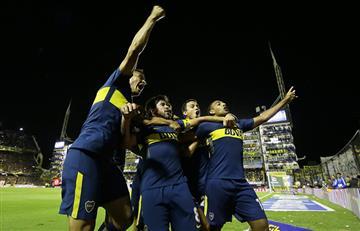 Boca acaricia el título con su gran victoria sobre Talleres