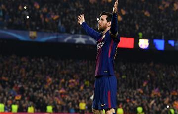 Lionel Messi: la 'pulga' en la lista de convocados del Barcelona
