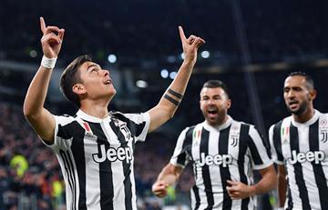 Juventus de Paulo Dybala y Gonzalo Higuaín derrotó al Milan