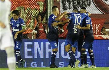 Atlético Tucumán dio el batacazo en Avellaneda