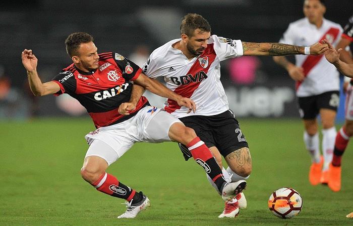 River Plate y Flamengo chocarán el 23 de mayo. (AFP). Foto: AFP