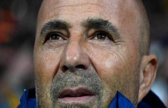 Jorge Sampaoli. (AFP). Foto: AFP