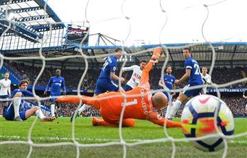Tottenham derrotó al Chelsea en duelo de argentinos