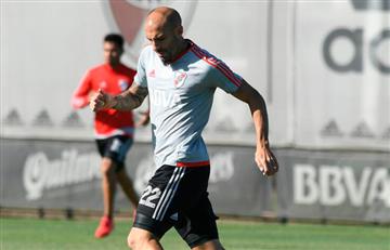 Javier Pinola sobre la Copa Libertadores:
