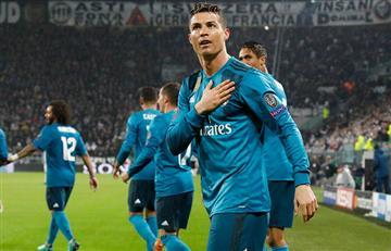 Real Madrid derrotó a la Juventus y tiene medio pasaje a semifinales
