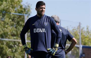 Agustín Rossi sobre el triunfo de Boca: