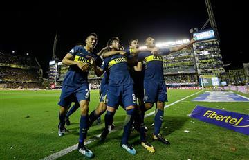 EN VIVO: Boca Juniors ya gana 1-0 al Junior de Barranquilla por la Copa Libertadores