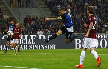 Milan vs Inter EN VIVO ONLINE por la Serie A