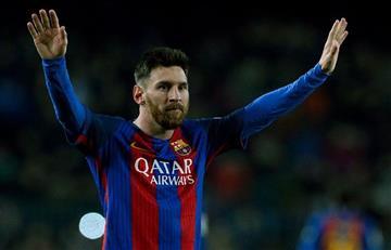 "Lionel Messi: ""Dirigir a Messi es facilísimo"""