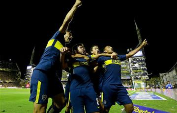 Boca Juniors jugó con categoría y consiguió su primer triunfo en la Copa Libertadores