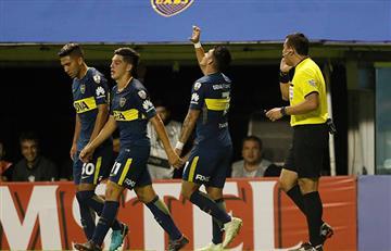 EN VIVO: Boca Juniors empata 1-1 con Defensa Y justicia por la fecha 22 de la Superliga