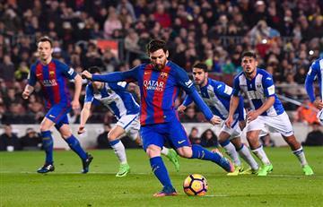 Lionel Messi: el nuevo récord que podría alcanzar la 'Pulga' con el Barcelona